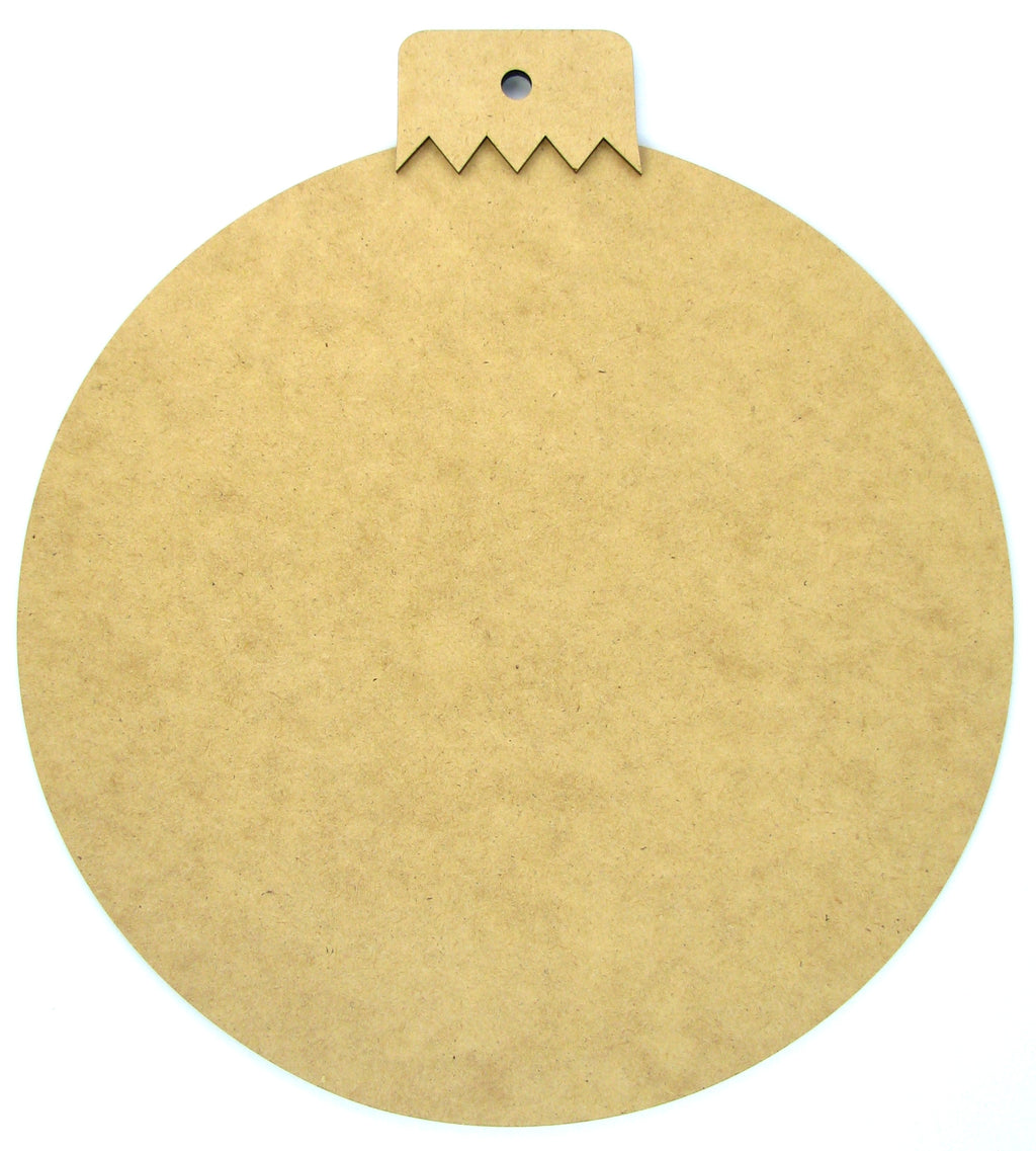 Jumbo Round Ornament Plaque