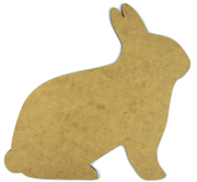 Rabbit Plaque