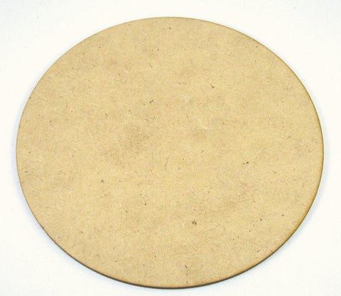 2 in. MDF Circles