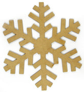 10 in. Sparkle Snowflake