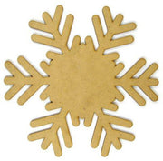 10 in. Frost Snowflake