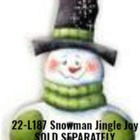 Jingle Joy Ornaments Pattern