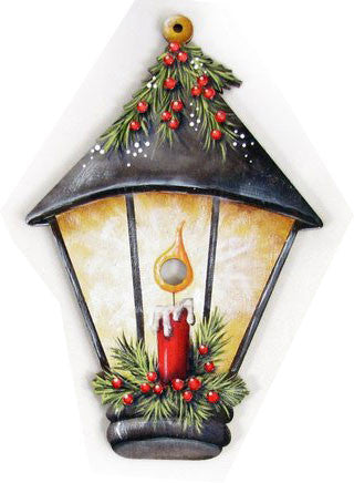 Luminous Lights Lantern Ornament