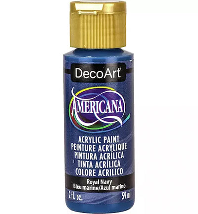 Royal Navy  Americana Acrylic Paint by DecoArt