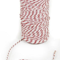 Red & White Baker's Twine