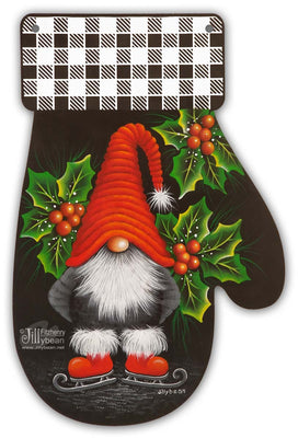 Happy Holly Days Gnome E-Pattern by Jillybean Fitzhenry