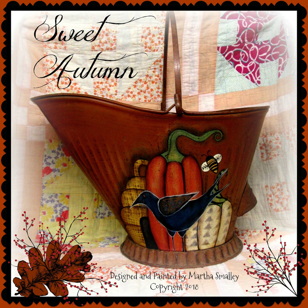 Sweet Autumn E-Pattern