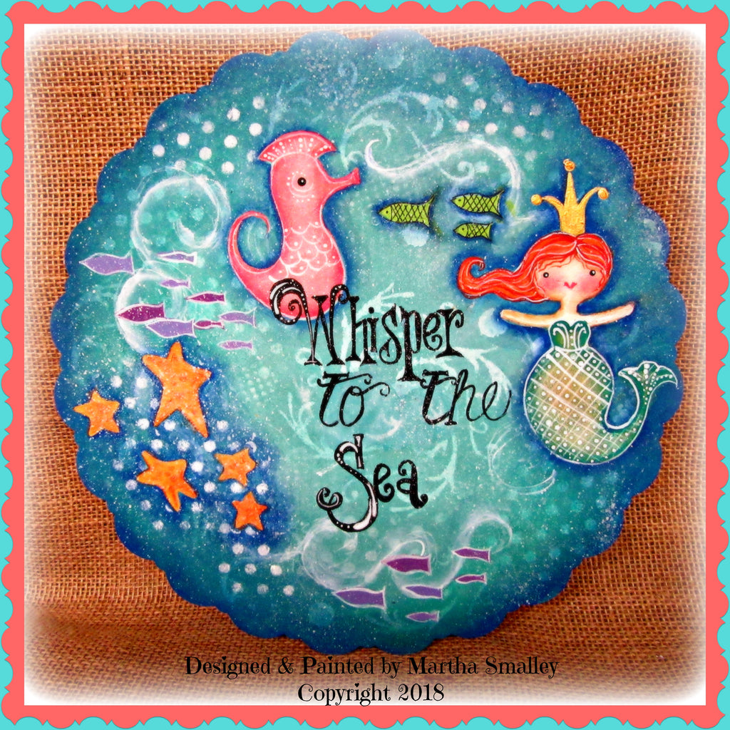 Whisper to the Sea E-Pattern