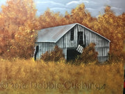 Abandoned Barn E-Pattern By Debbie Cushing