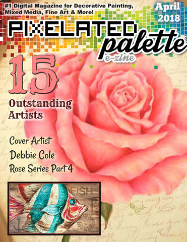 Pixelated Palette - April 2018 Issue Download