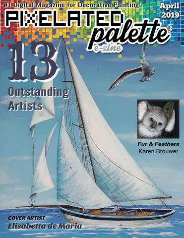 Pixelated Palette - April 2019 Issue Download