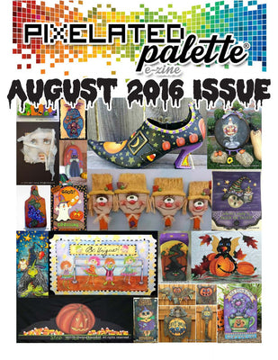 Pixelated Palette - August 2016 Halloween Issue Download