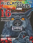 Pixelated Palette - August 2019 Issue Download