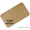 Fall Market Ticket Plaque E-Pattern