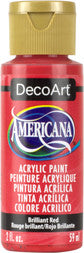 Brilliant Red Acrylic Paint