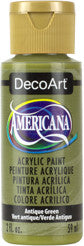 Antique Green Acrylic Paint