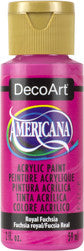 Royal Fuchsia Acrylic Paint