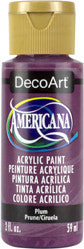 Plum Acrylic Paint