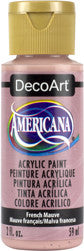 French Mauve Acrylic Paint