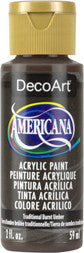 Traditional Burnt Umber Acrylic Paint