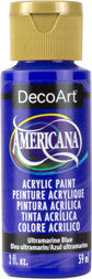 Ultramarine Blue Acrylic Paint