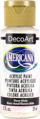 Warm White Acrylic Paint