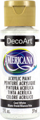 Cool White Acrylic Paint