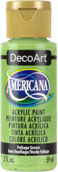 Foliage Green Acrylic Paint