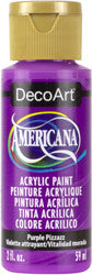 Purple Pizzazz Acrylic Paint
