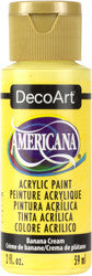 Banana Cream Acrylic Paint