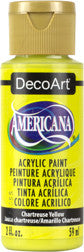Chartreuse Yellow Acrylic Paint