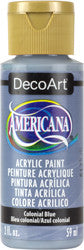Colonial Blue Acrylic Paint