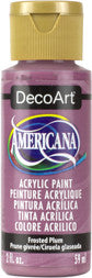 Frosted Plum Acrylic Paint