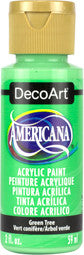 Green Tree Americana Acrylic Paint by DecoArt