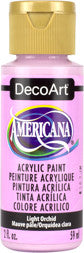 Light Orchid Americana Acrylic Paint by DecoArt
