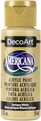 Antique White Acrylic Paint