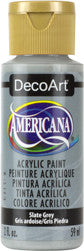 Slate Grey Acrylic Paint