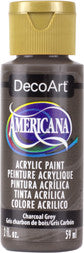 Charcoal Grey Acrylic Paint *DISCONTINUED*