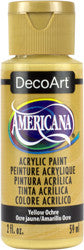 Yellow Ochre Acrylic Paint