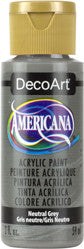 Neutral Grey Acrylic Paint