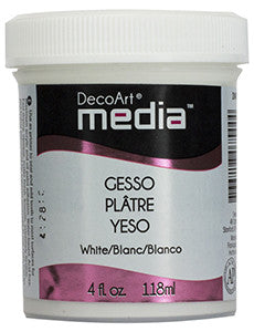 Media White Gesso