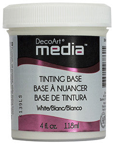 Media White Tinting Base