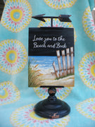 To the Beach and Back E-Pattern
