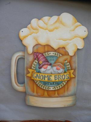 Gnome Bros Brewery E-Pattern