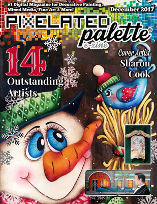 Pixelated Palette - December 2017 Issue Download