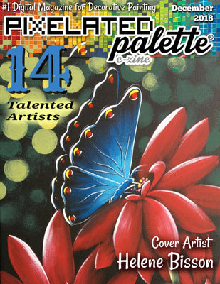 Pixelated Palette - December 2018 Issue Download