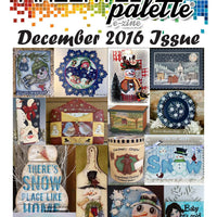 Pixelated Palette - December 2016 Issue Download