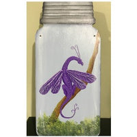 Dragon-fly in a Jar E-Pattern By Debbie Cushing