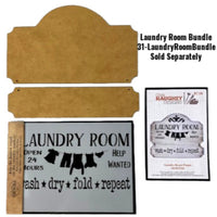 Laundry Room Pattern by Chris Haughey