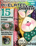 Pixelated Palette - February 2018 Issue Download